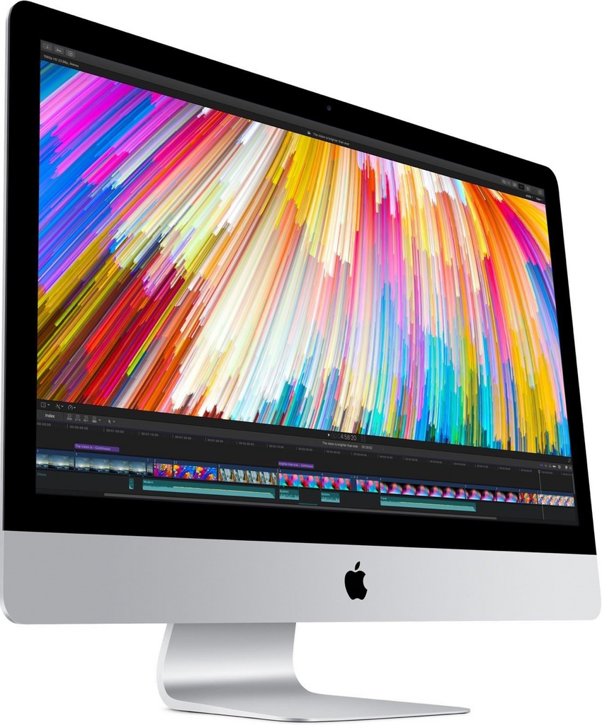 "Apple iMac 27"" Retina 5K ""Core i7"" 4.0GHz MK482LL/A BTO/CTO A1419 (Late 2015), 32GB RAM, 3TB ""Fusion"" Drive, AMD Radeon R9 M390 2GB, MacOS Mojave, Keyboard/Mouse - Coretek Computers"