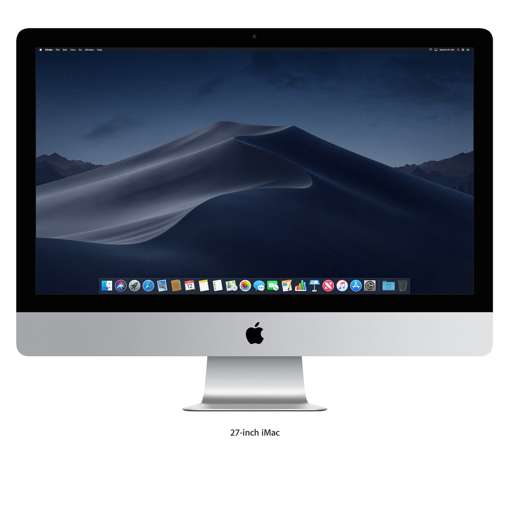 "Apple iMac ""Core i5"" 3.2 27-Inch (Late 2012) A1419 MD096LL/A 256GB SSD 8GB Ram - Coretek Computers"