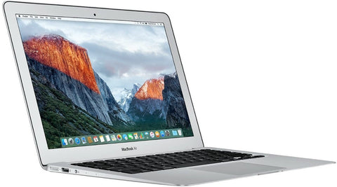 "Apple Macbook Air 13.3"" Laptop A1466 MD231LL/A - Core i5 1.80GHz, 4 GB Memory, 128 GB SSD, MacOS MOJAVE v10.14 - Grade B"