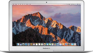 "Apple Macbook Air 13"" A1466 MJVE2LL/A (2015) - Intel Core i5 1.60GHZ 128GB SSD 4GB RAM ""Thunderbolt"" 2.0 MacOS Mojave"