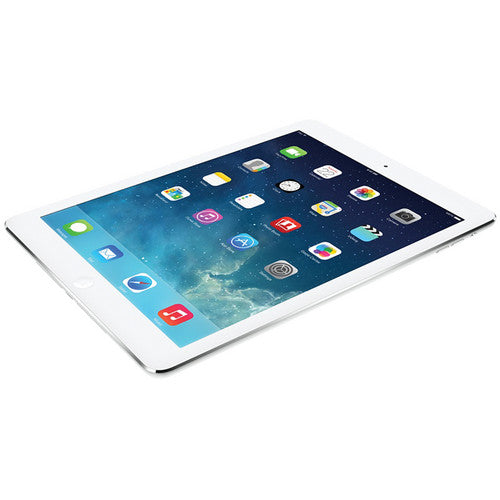 Apple iPad Air Tablet 16GB Wi-Fi Silver A1474 MD788LL/A