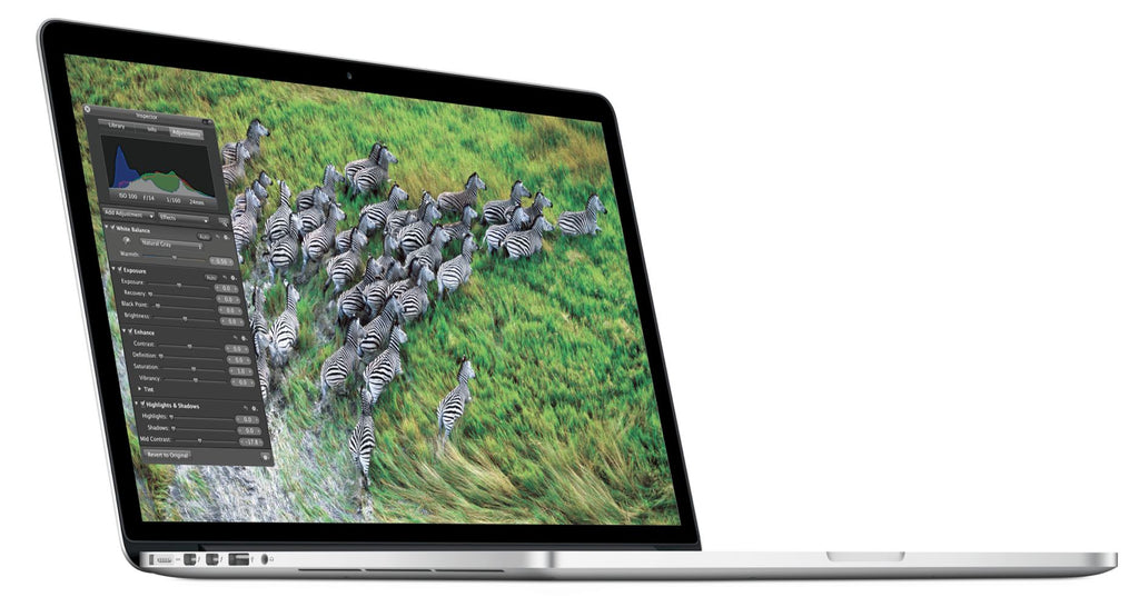 "Apple MacBook Pro 13-Inch ""Core i7"" 2.8GHz Late 2013 A1502 ME867LL/A 8GB RAM 512GB SSD MacOS MOJAVE"