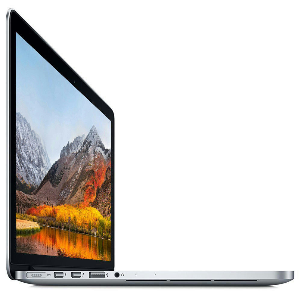 "Apple MacBook Pro 13-Inch Retina ""Core i7"" 3.1GHz Early 2015 MF843LL/A A1502 512GB SSD 8GB RAM OSX - Grade A"