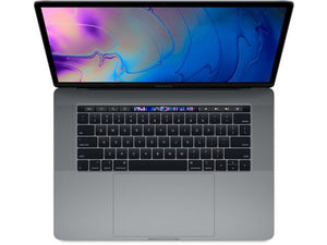 "Apple MacBook Pro ""Core i7"" 2.6GHz Retina 15"" Touch/Late 2016 MLH32LL/A A1707 - Intel Core i7-6700HQ 1TB SSD 16GB Ram AMD Radeon Pro 450 2GB MacOS Mojave"
