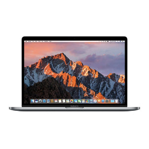 Apple MacBook Pro w/ TouchBar A1707 MPTR2LL/A Mid-2017- 7th Gen Intel Core i7-7700HQ 2.80GHz 16GB RAM 1TB SSD AMD Radeon Pro 555 2GB OS Mojave