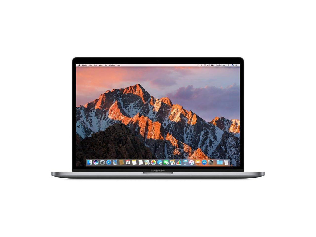 "Apple MacBook Pro ""Core i7"" 2.6GHz Retina 15"" TouchBar/Late 2016 MLH32LL/A A1707 - Intel Core i7-6700HQ 1TB SSD 16GB Ram AMD Radeon Pro 450 2GB MacOS Mojave - Coretek Computers"