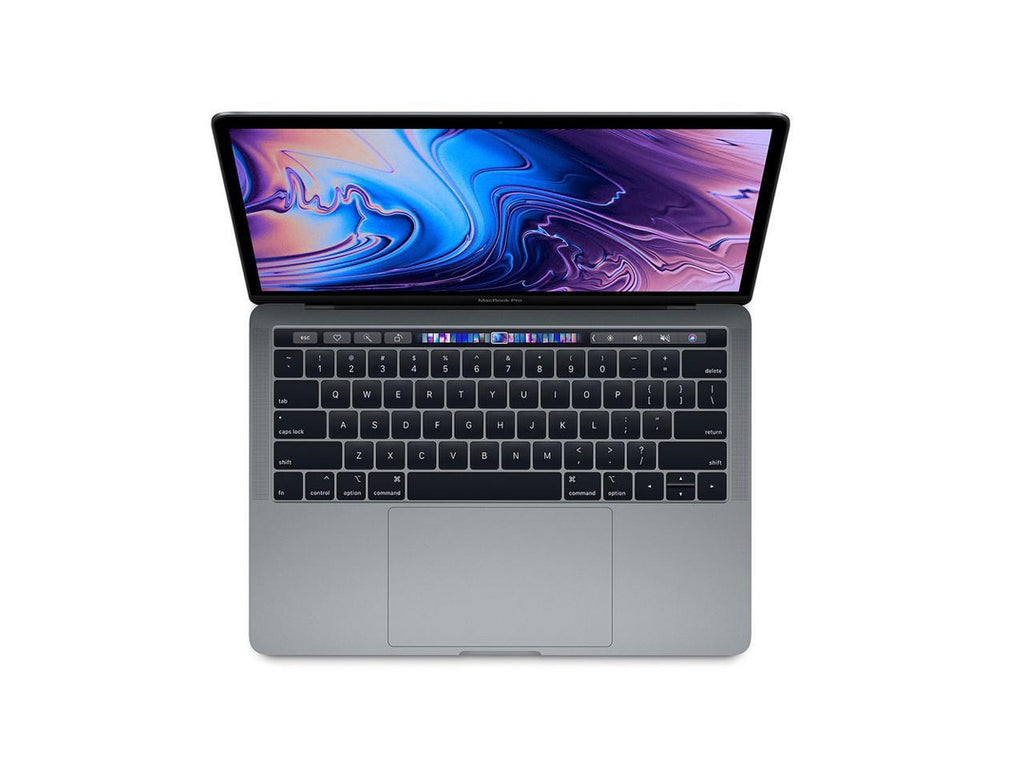 "Apple MacBook Pro ""Core i7"" 2.7 Touch Bar - 8th Gen Intel Core i7-8559U up to 4.50GHz, 16GB LPDDR3, 512GB SSD, 13.3"" Retina True Tone Display - Space Gray A1989 MR9Q2LL/A BTO/CTO Mid-2018"