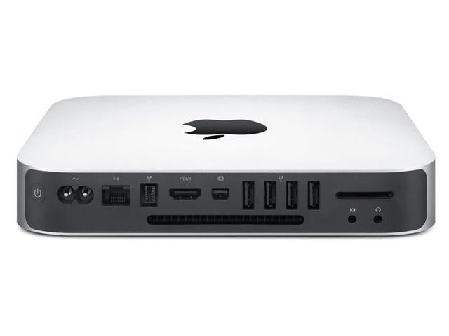 "Apple Mac mini ""Core 2 Duo"" 2.4 (Mid-2010) A1347 MC270LL/A MacOS High Sierra"