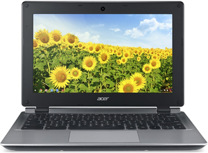 "Acer C730e 11.6"" Chromebook Intel Celeron 2.16GHz 4GB RAM 16GB SSD - Coretek Computers"