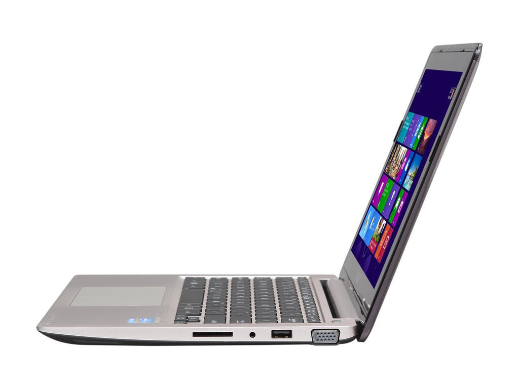 "ASUS VivoBook X202E 11.6"" Touchscreen Notebook Intel Core i3-3217U 4GB 500 GB HDD Windows 10 Pro - Coretek Computers"