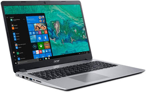 "Acer Aspire 5 A515-52 15.6"" FHD Laptop - Core I5-8265U Quad 8GB RAM 256GB SSD WebCam Win 10 Pro"