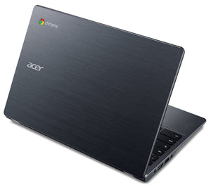 "Acer C740 11.6"" Chromebook - 5th Gen Intel Celeron Broadwell 3205U 1.5GHz, 4GB Ram, 16GB SSD, WebCam, 802.11 AC, Chrome OS - Coretek Computers"