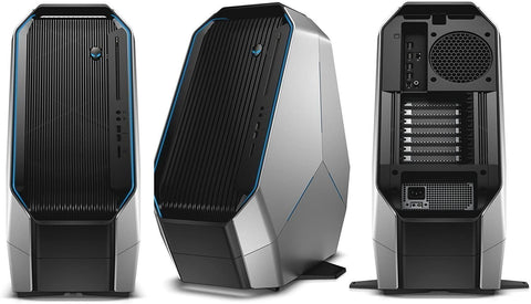 Alienware Area 51 R2 Tower - Intel Core i7-6900K 32GB DDR4 512GB SSD+2TB HDD NVIDIA GTX 1070 8GB Wireless-AC+BT4.0 Win 10 Pro