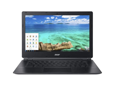 "Acer Chromebook C810-T7ZT 13"" Laptop - NVidia Tegra K1 Quad Core 2.10GHz 4GB RAM 16GB SSD WebCam ChromeOS"