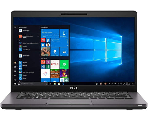 "Dell Latitude 5400 14.0"" FHD (1920x1080) Laptop - Intel Core I5-8365U 16GB DDR4 512GB SSD WebCam Win 10 Pro Under Dell Warranty"