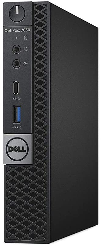 Dell Optiplex 7050 Micro Desktop - Intel Core i7-7700 Quad (upto 4.20GHz) 16GB RAM 512GB SSD Windows 10 Pro, Keyboard & Mouse - Coretek Computers