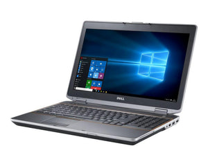 "Dell Latitude E6420 14"" Laptop - Intel Core i5 2.5GHz, 8GB RAM, 128GB SSD, WebCam, Windows 10 Pro"