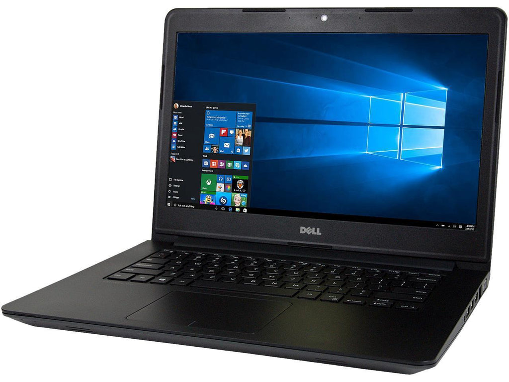 "DELL Latitude 3450 14.0"" Laptop - Intel Core i5-5200u 8GB RAM 240GB SSD WebCam Windows 10 Pro"