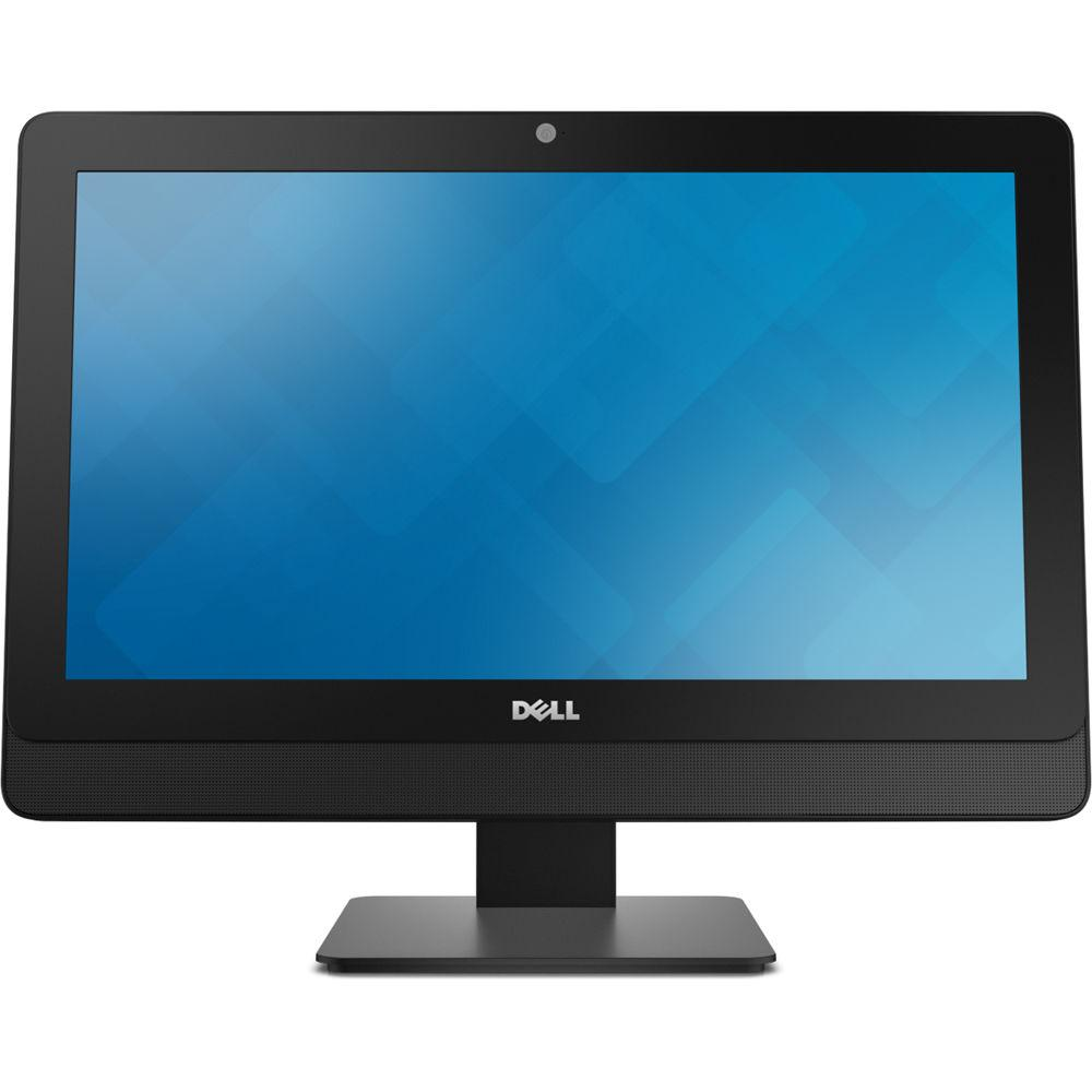 "Dell OptiPlex 3030 AIO 20"" All-in-One Computer - Intel Core i5-4590S Quad 3.0GHz, 8GB Ram, WebCam, WIFI, Windows 10 Pro - Coretek Computers"