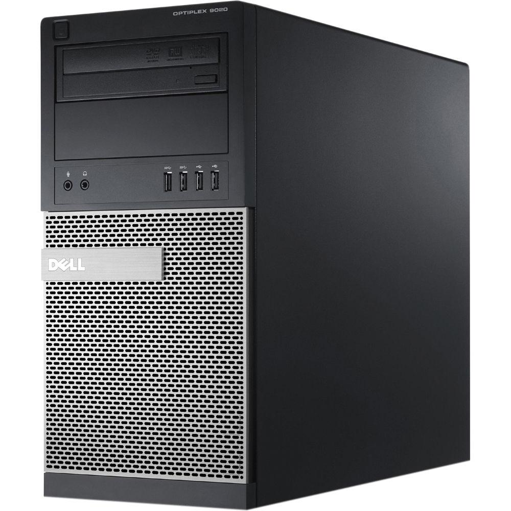 DELL OptiPlex 9020 MT - Core i5-4570 3.20GHz, 8GB RAM, DVDRW, Win 10 Pro, Keyboard & Mouse - Coretek Computers
