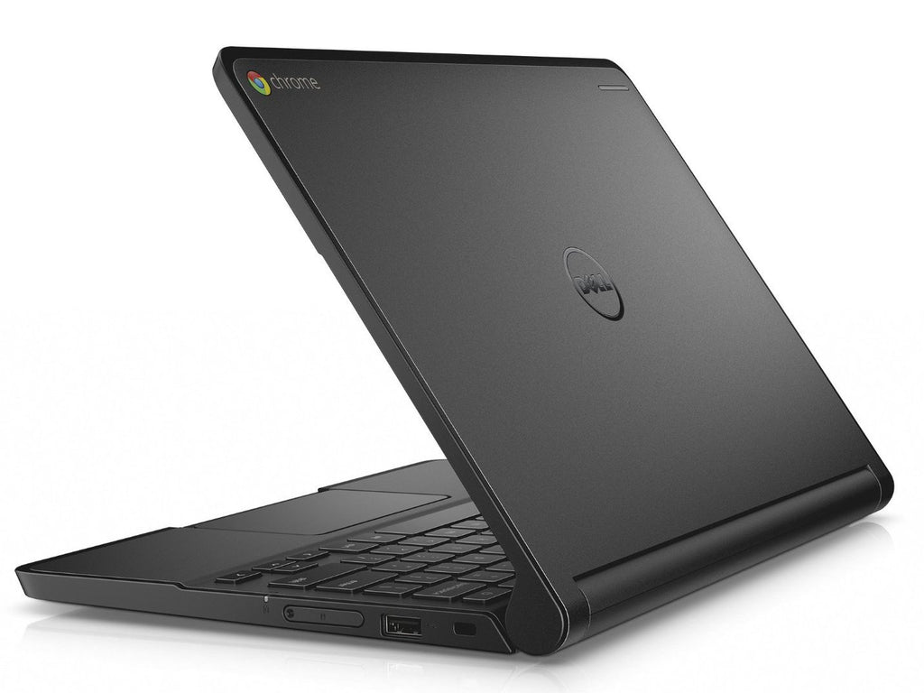 "DELL Chromebook 11 CB1C13 - Intel Celeron 2955U 2M Cache 1.40 GHz, 4 GB Memory, 16 GB SSD, 11.6"" display (1366 x 768), WebCam, BT 4, Wireless 2x2 802.11a/b/b/n WLAN, Chrome OS - Coretek Computers"