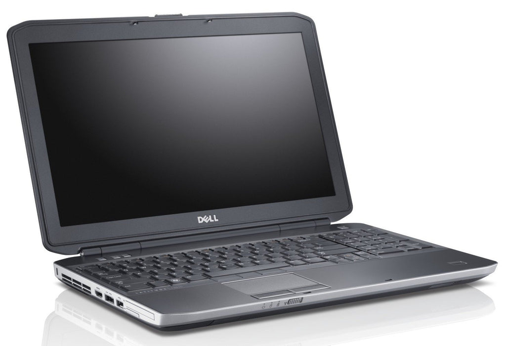 "Dell Latitude E5530 15.6"" Wide - 3rd Gen Intel Core i5-3230M 2.60GHz (turbo up to 3.20GHz), 8 GB RAM, 320 GB HDD, DVD-RW, WebCam, HDMI, Windows 10 Professional - Grade B - Coretek Computers"