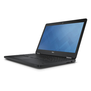 "Dell Latitude E5550 15.6"" Business Laptop - 5th Gen Intel Core I3-5010U 2.10GHz 8GB Ram 240GB SSD WebCam Win 10 Pro Grade A - Coretek Computers"