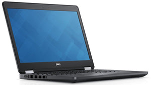"Dell Latitude E5550 15.6"" Business Laptop - 5th Gen Intel Core i5-5200U 2.2GHz 256GB SSD WebCam Win 10 Pro - Coretek Computers"
