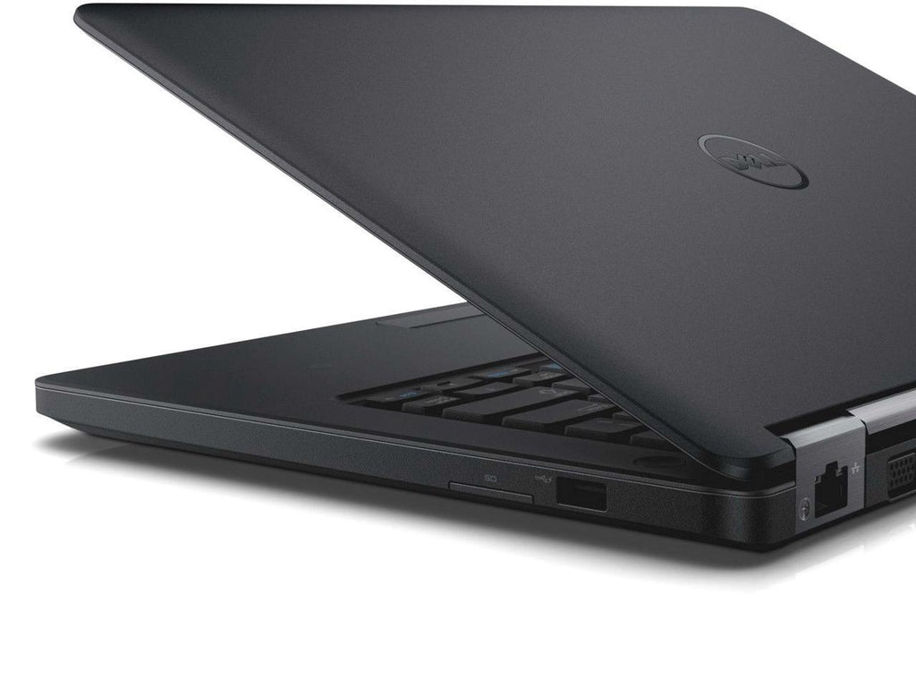 "DELL Latitude E7450 14"" Business Ultrabook - Grade A - 5th Gen Intel Core i5-5200U 2.2GHz, 16 GB Mem, 240 GB SSD, Intel HD Graphics 5500, (802.11ac 2X2 + Bluetooth 4.0), Windows 10 Pro 64-Bit"