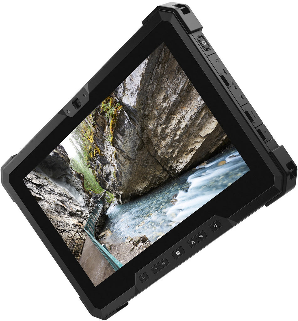 "Dell Latitude 7212 Rugged Extreme Tablet 11.6"" Touch FHD - Intel Core i7-7600U 16GB RAM 512GB SSD u-blox NEO-M8 GPS WebCam Win 10 Pro"