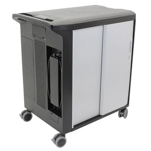 Dell Ergotron ERGITD-001 30-UNIT Mobile Computing Cart For 14""
