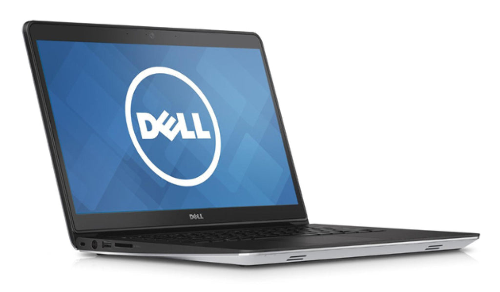 "Dell Inspiron 5447 14"" LED TouchScreen Laptop - Intel Core i5-4210U 1.70GHz, 8GB RAM, 240GB SSD, WebCam, Win 10 Pro - Coretek Computers"