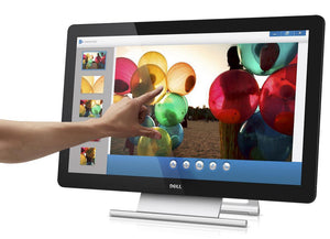 "Dell P2314TT 23"" 10 Point Touch Screen 1920x1080 Full HD LED Backlit IPS Monitor - Grade A - Coretek Computers"