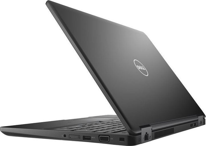 "Dell Latitude 5580 15.6"" (1920x1080) Business Laptop - 7th Gen Intel Core i7-7820HQ 2.90GHz Quad (up to 3.90GHz), 16GB DDR4, 512GB SSD, WebCam, 802.11AC + BT 4.2, Windows 10 Pro, Warranty"
