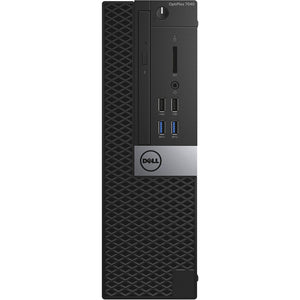 Dell Optiplex 7040 SFF Computer Core i5-6500 3.2GHz 8GB DDR4 WiFi Win 10 Pro - Coretek Computers