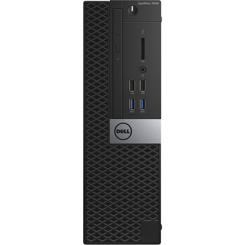 Dell Optiplex 7040 SFF Computer Core i5-6500 3.2GHz 8GB DDR4 500GB HDD WiFi Win 10 Pro