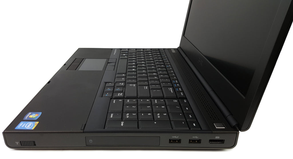 "Dell Precision M4800 Grade A 15.6"" Business Laptop - Intel Core i5-4310M, 16GB RAM, 500GB Hybrid Hard Drive + 8GB Embedded Flash Cache, Dedicated AMD FirePro M5100 2GB, Windows 10 Pro"