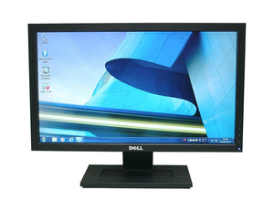 "Dell E2010HT 20"" WideScreen LCD Flat Panel Computer Monitor Display - Coretek Computers"