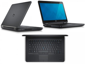 "Dell Latitude E5440 14"" Touchscreen Laptop - 4th Gen Core i5-4200U (upto 2.60GHz), SSD Storage, DVDRW, Webcam, Win 10 Pro"
