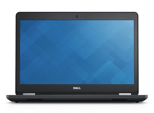 "Dell Latitude E5470 14"" Laptop - 6th gen Intel Core i5-6200U, 240GB SSD, DDR4 Memory, WebCam, Win 10 Pro - Coretek Computers"