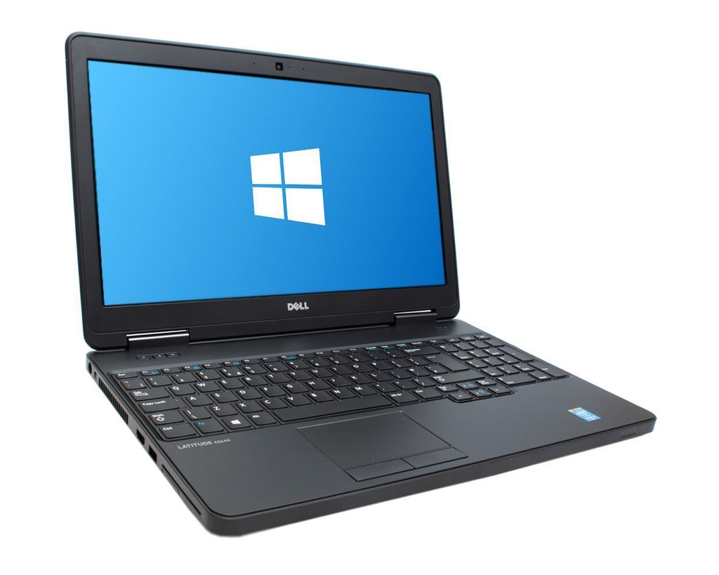 "DELL Latitude E5540 15.6"" Business Laptop Core i5-4200U 1.6GHz 8GB Ram 240GB SSD Win 10 Pro"