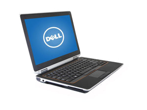"Dell Latitude E6320 13.3"" Laptop - Core i3 2.2GHZ 8GB RAM 120GB SSD WebCam Win 10 Pro - Coretek Computers"