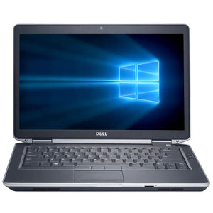 "Dell Latitude E6430 14"" Laptop - Intel Core i5 2.7GHz 8GB RAM 120GB SSD WebCam Win 10 Pro"