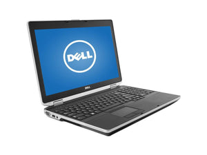 "Dell Latitude E6530 15.6"" Laptop - Core i5-3210M (upto 3.10GHz), 8GB RAM, 240GB SSD, WebCam, Win 10 Pro - Coretek Computers"