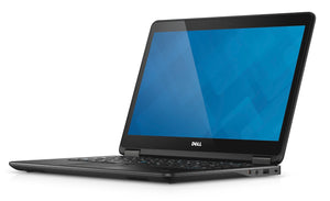 "Dell Latitude E7440 14"" Ultrabook Laptop - Intel Core i5-4300U 1.9Ghz 8GB Ram 120GB SSD WebCam Win 10 Pro - Coretek Computers"