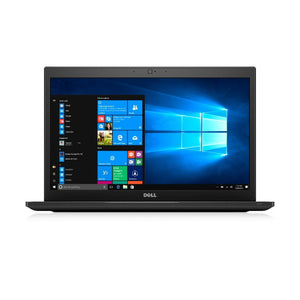 "Dell Latitude 7480 14"" FHD (1920x1080) Business Laptop - 6th Gen Intel Core i5-6300U Processor (up to 3.00GHz), 8GB DDR4 Memory, 256GB SSD, Webcam, Windows 10 Pro - Coretek Computers"
