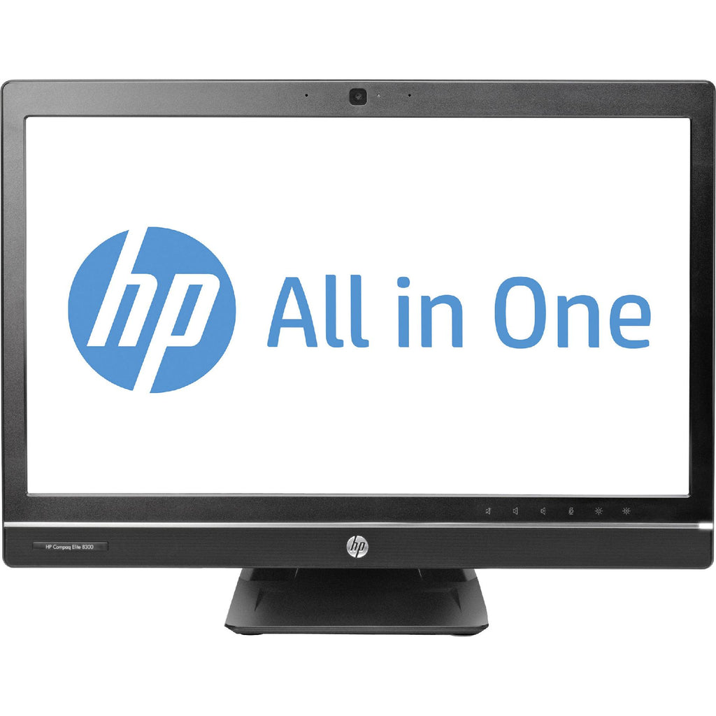 "HP ElitePro AIO 8300 23"" All-in-One Desktop - Intel Core I7-3770 3.4GHz 16GB Ram 500GB HDD WebCam WIFI Windows 10 Pro"