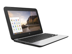 "HP Chromebook 11 G3 - Intel Celeron N2840, 2GB RAM, 16GB SSD, 802.11a/b/g/n, BT 4.0, Webcam, USB 3.0, HDMI, 11.6"" LED (1366x768), Chrome OS - Coretek Computers"
