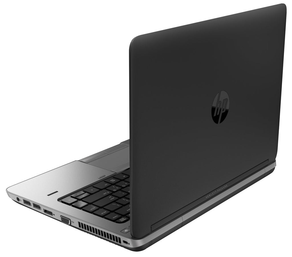 "HP ProBook 645 G1 Laptop - AMD A4-4300M 2.5GGHz, 8GB RAM, 120GB SSD, 14.1"", WiFi, VGA, Win 10 Pro - Coretek Computers"