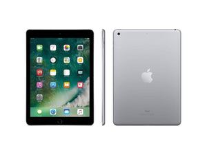 "Apple iPad 5th Gen 9.7"" Retina 128GB Wi-Fi Space Gray A1822 MP2H2LL/A"